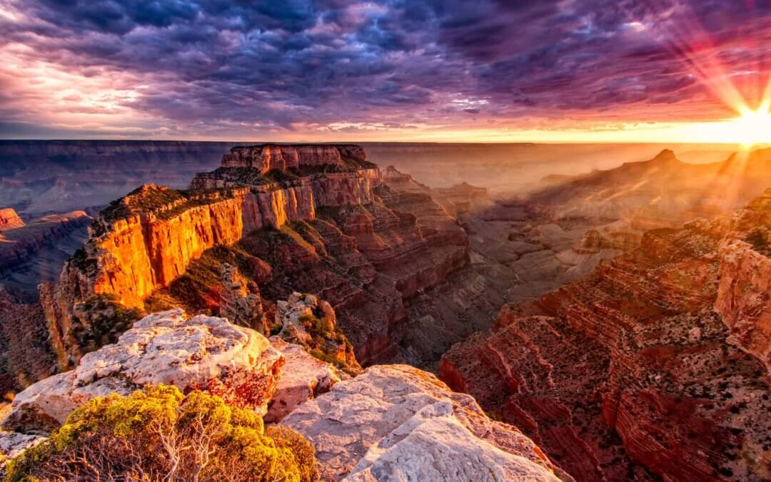 Grand Canyon has cleaner air than other national parks